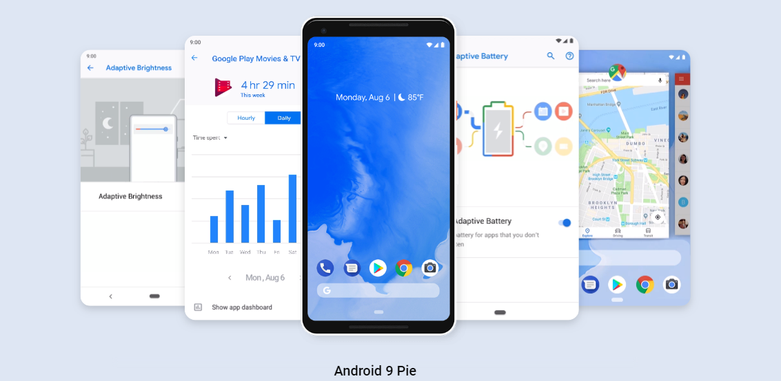 The List of Devices that will get Android Pie update