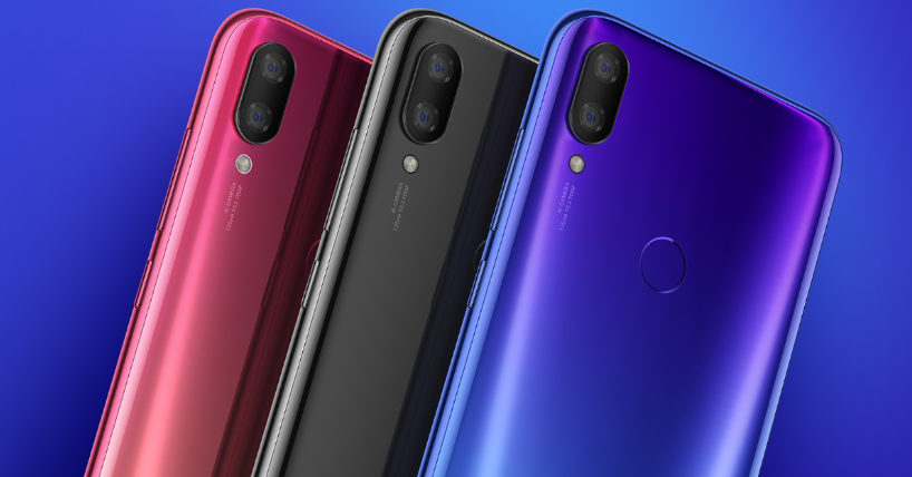 Xiaomi Mi Play with AI dual cameras and waterdrop notch launched in