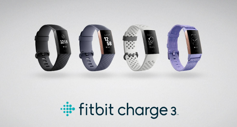 Fitbit Charge 3 & Charge 3 Special Edition with Swim-proof Design