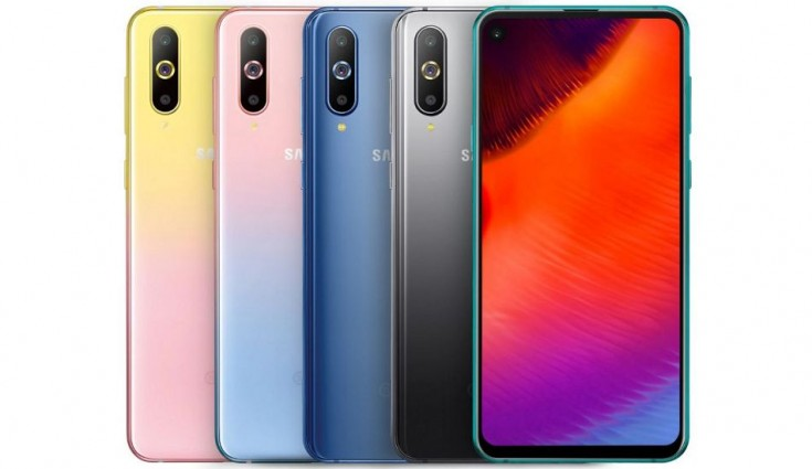 Samsung Galaxy A8s Gets Android Pie Update – Mobiles in
