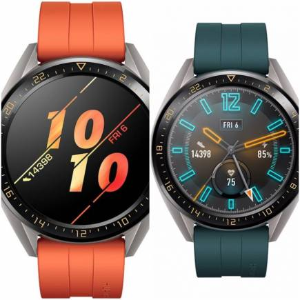Huawei Watch GT Active with stunning features and best capacities
