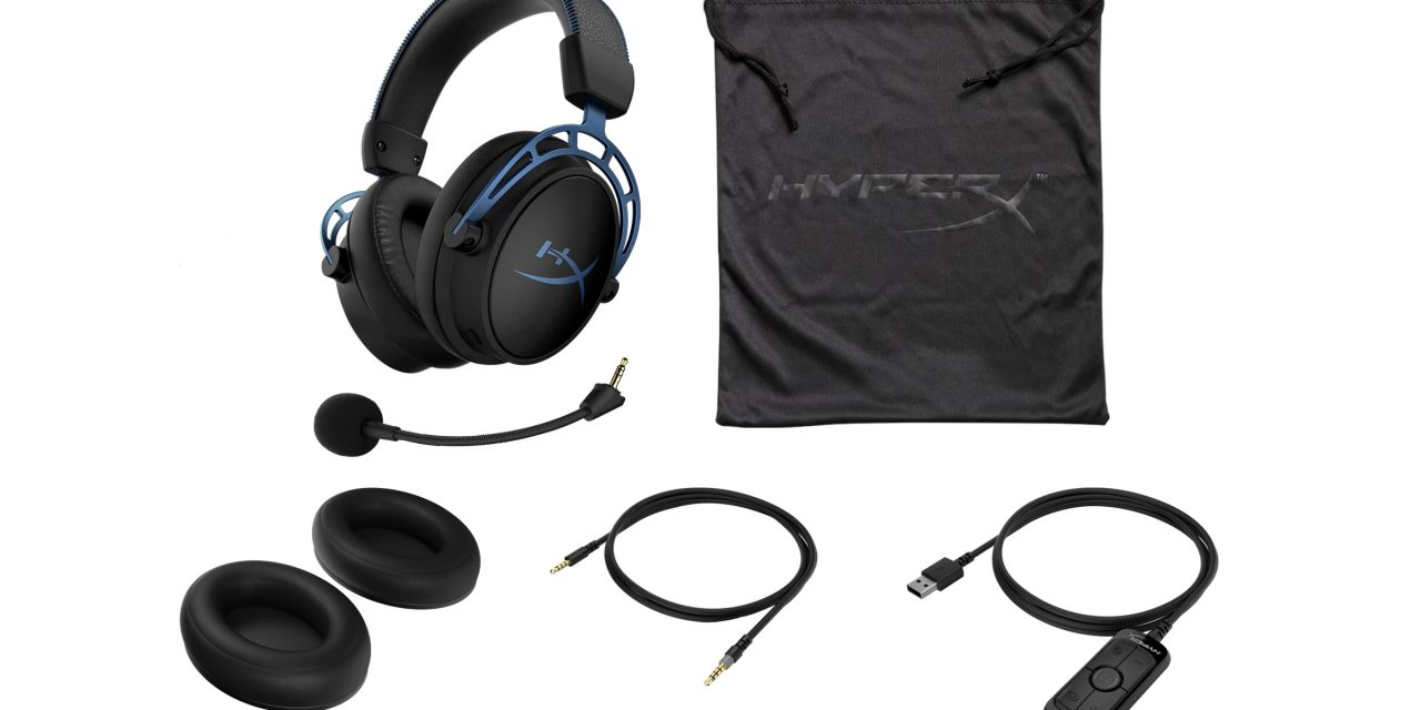 HyperX Cloud Alpha S- A great headset for the gaming fans