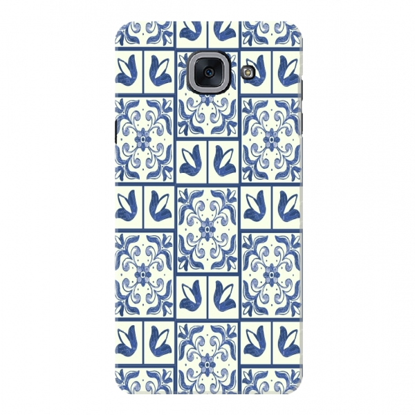 Traditional Azulejos Pattern