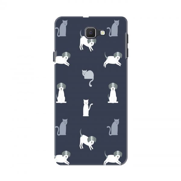 Cat And Dog Pattern
