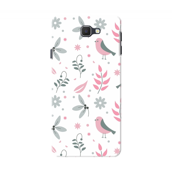 Light Vintage Floral Pattern