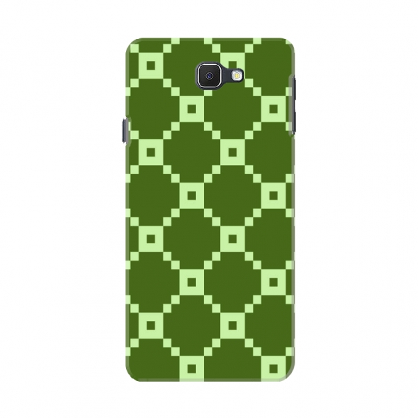 Olive Green Pxel Pattern Set05