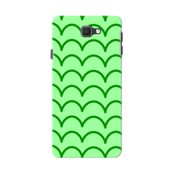Green Lined Pattern Set05