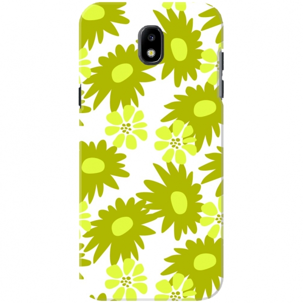Yellow Floral Pattern01