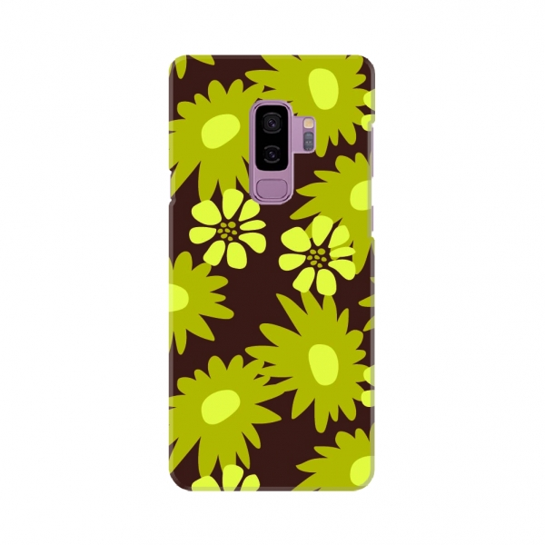 Brown  Floral Pattern02