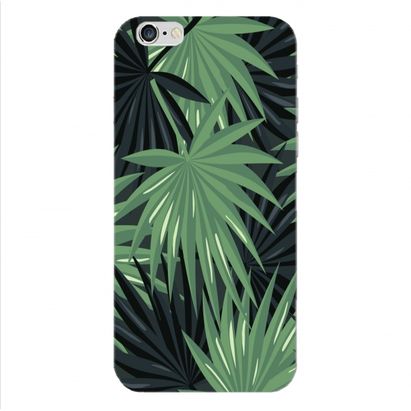 Green Black Palmetto