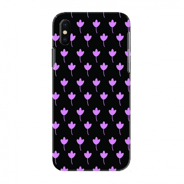 Purple And Blue Floral Pattern set04