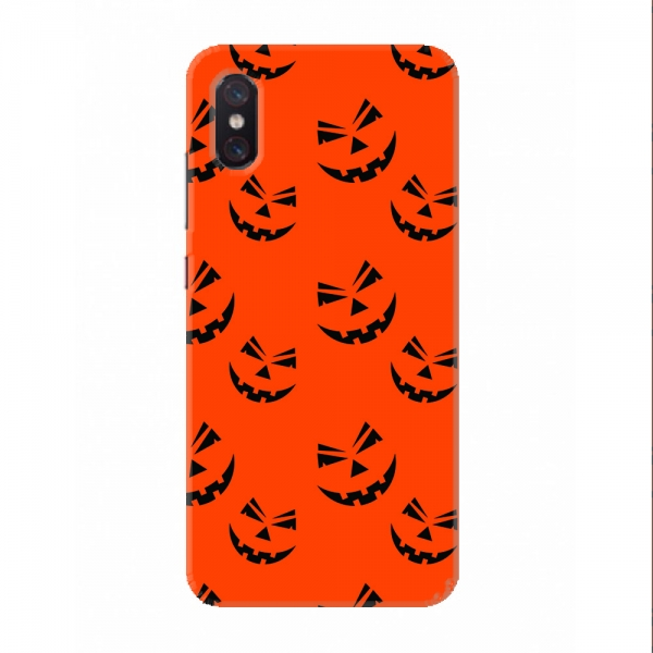 Halloween Pumpkin Pattern 2