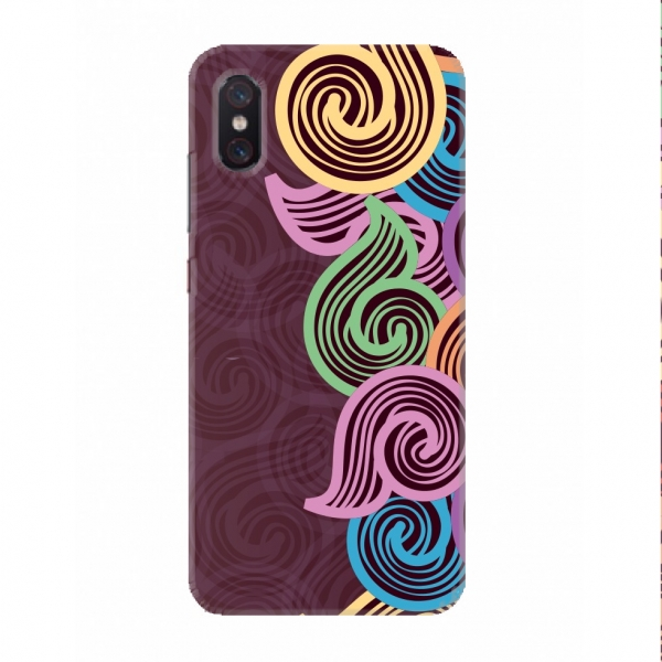 Colourful Swirls