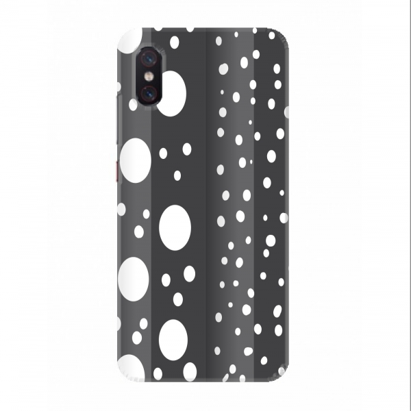Black & White Polka Pattern