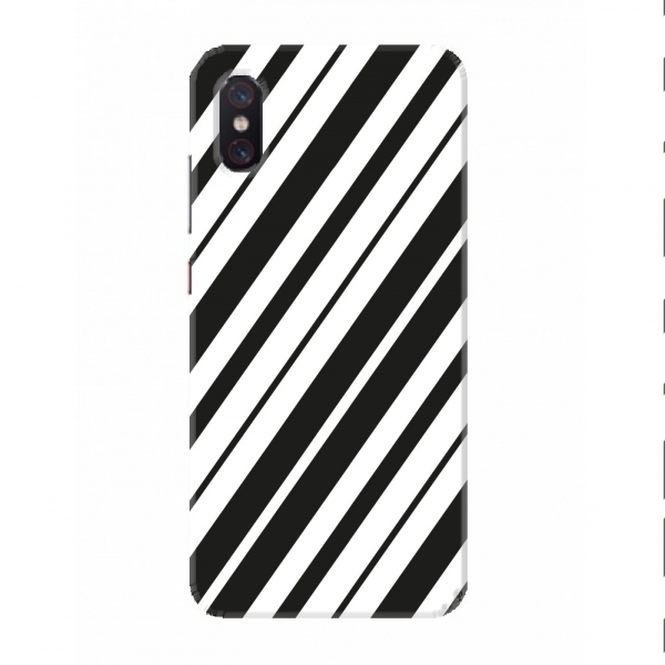 Black And White Zebra Line