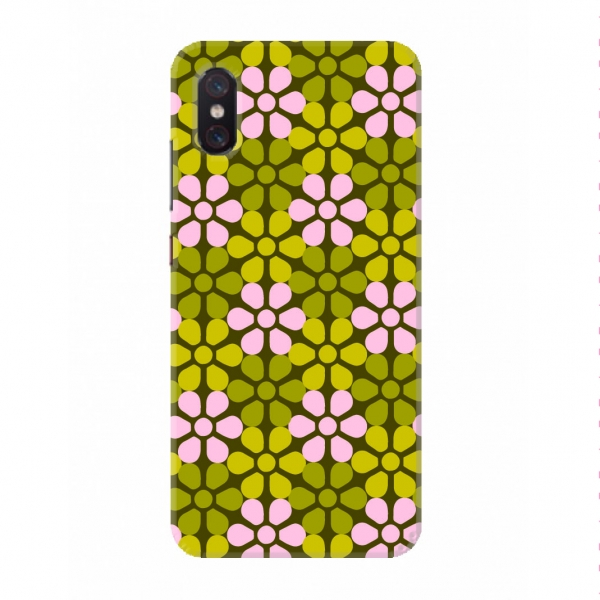 Olive Pink Decorative Pattern Set03