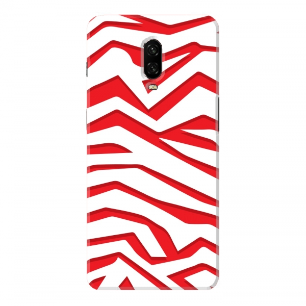 Red Tiger Pattern