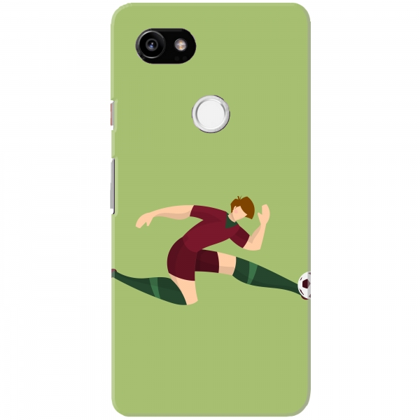Portugal Soccer Player Pattern