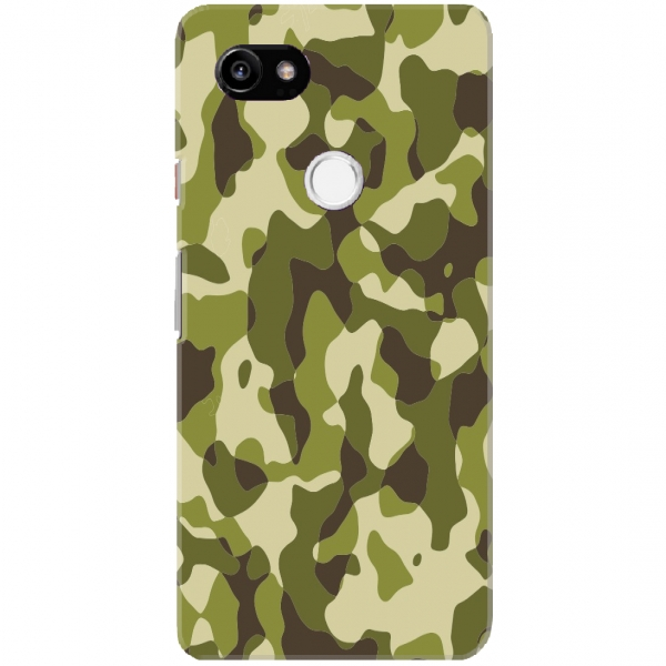 Green Military Multicam