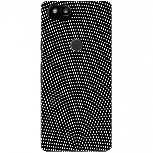 Dotted Black Background
