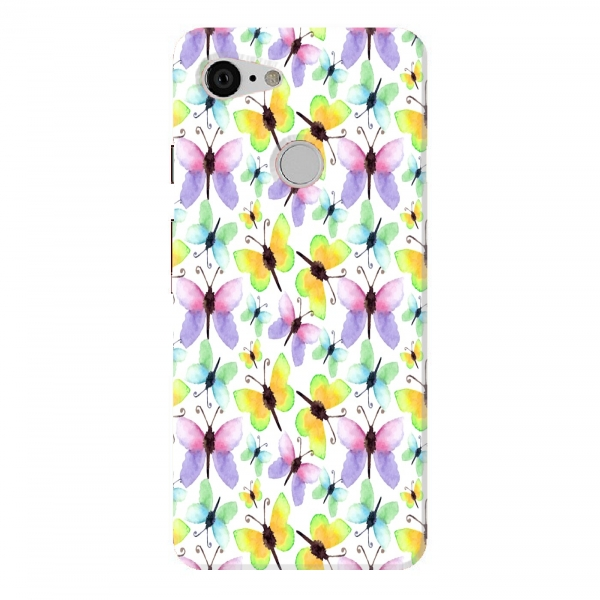 Colourful Butterfly Print
