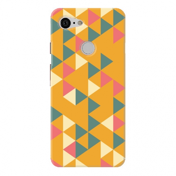Colourful Triangle Pattern
