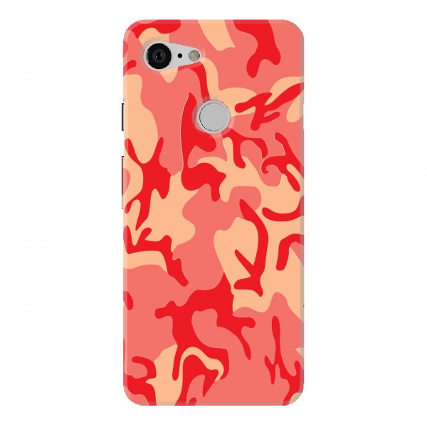 Red Camouflage