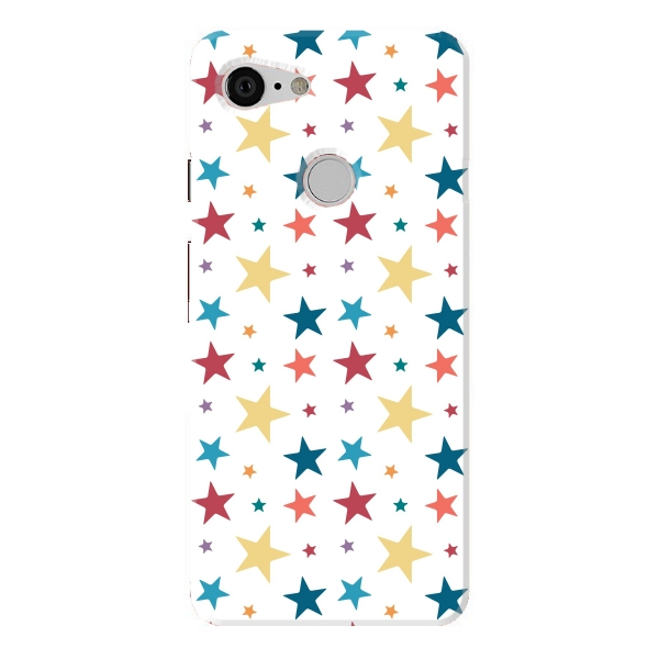 Stars With White Background