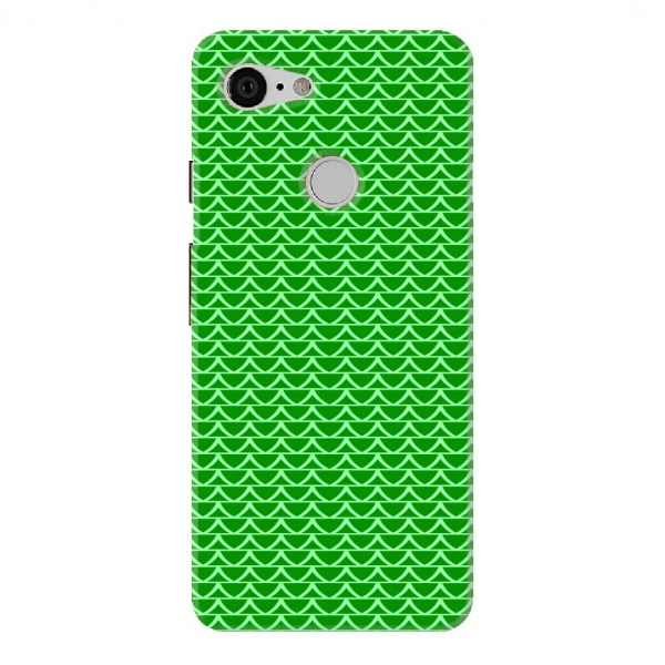 Green Lined Pattern Set06