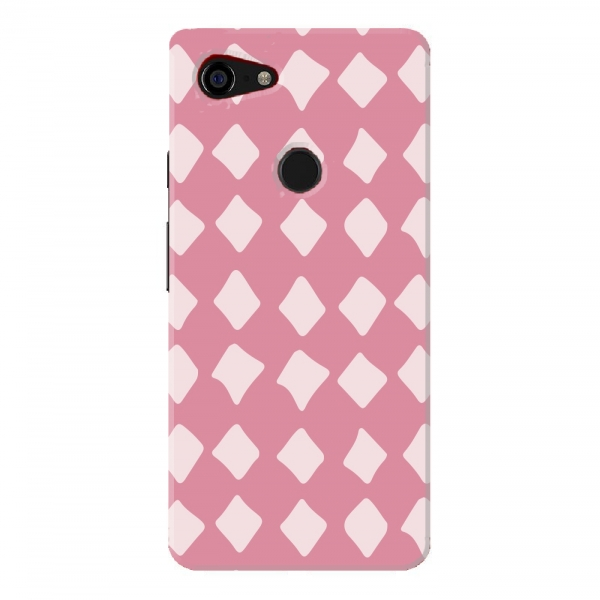 Dark Light Pink Pattern