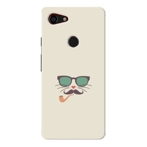 Hipster Cat Pattern