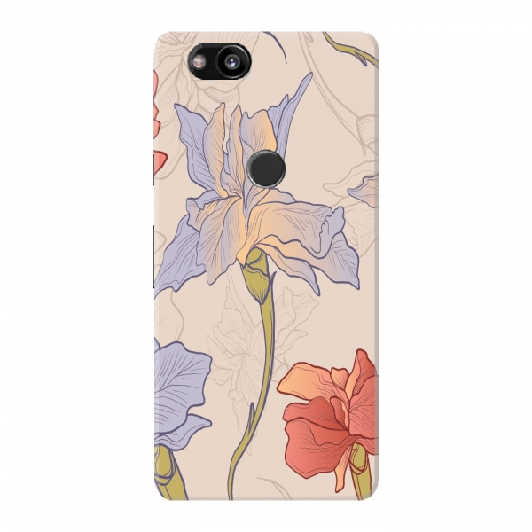 Colourful Flowers Pattern