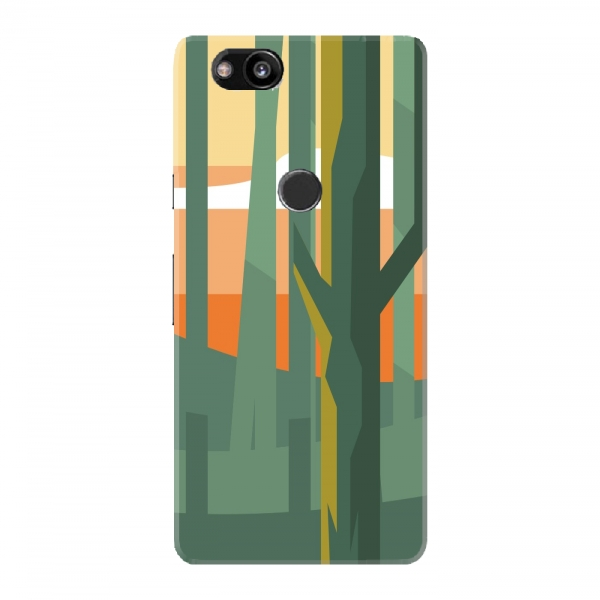 Poly Afternoon Forest