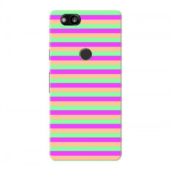 Dark Colourful Stripes Pattern