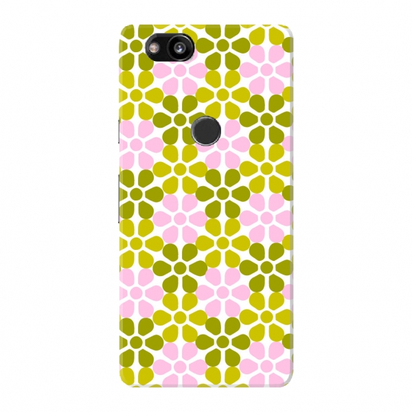 Olive Pink Decorative Pattern Set01