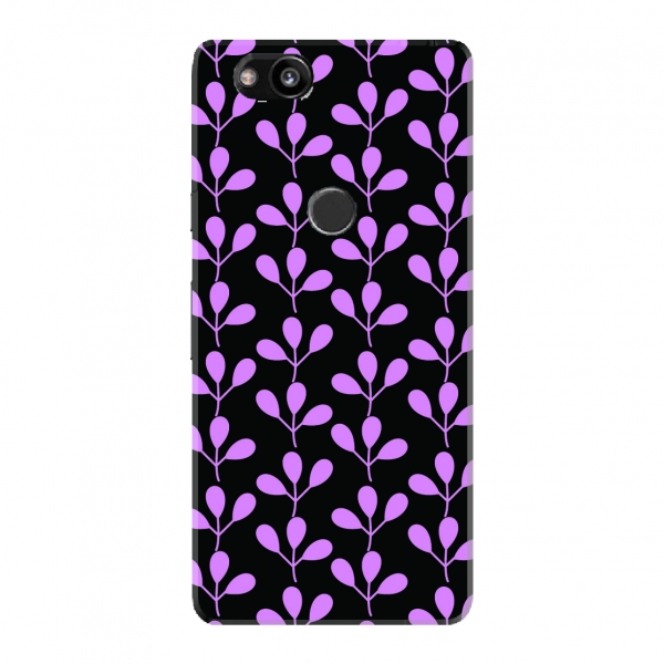 Purple And Blue Floral Pattern set02