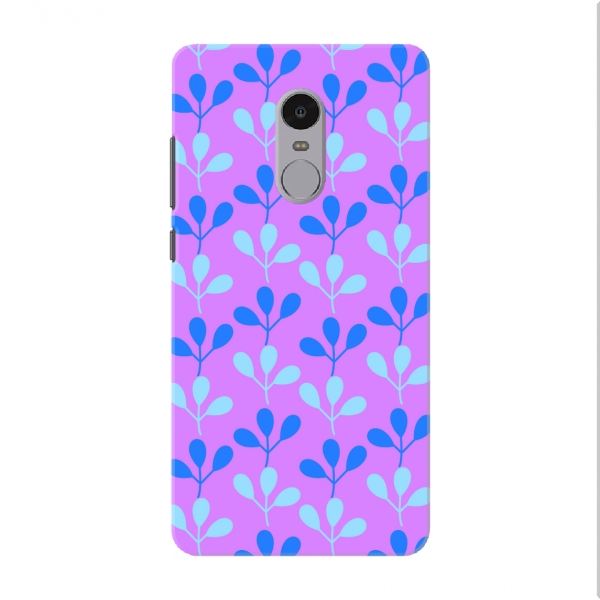 Purple And Blue Floral Pattern set05