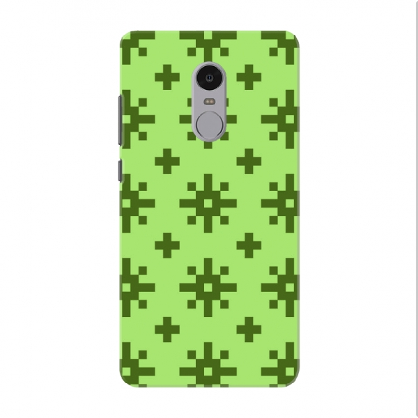 Olive Green Pxel Pattern Set06
