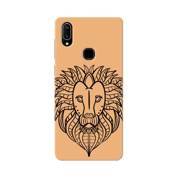 Lion Cartoon Pattern