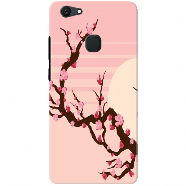Floral Moon Pattern