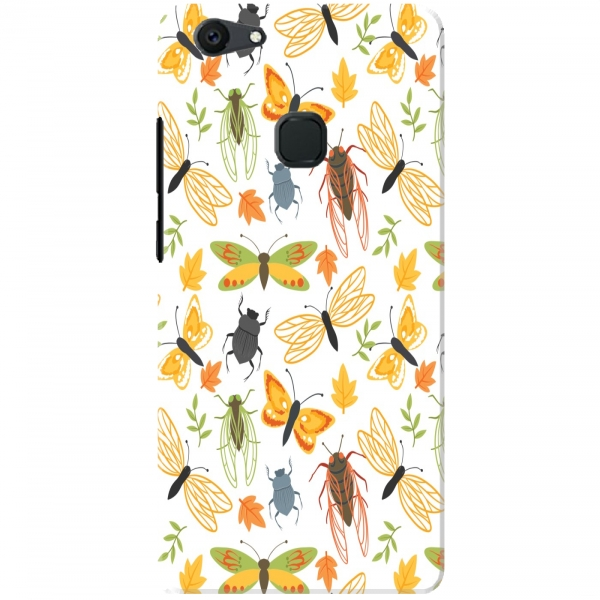 Nature Insects Pattern