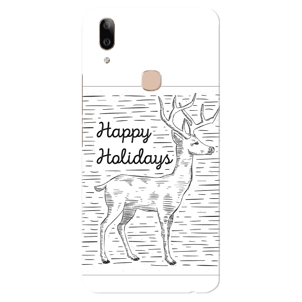 Hand Drawn Vector Deer