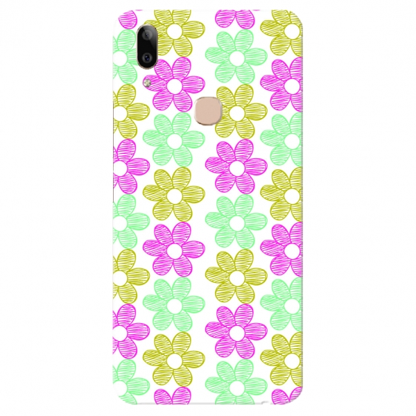 Colorful Blossom Pattern 2